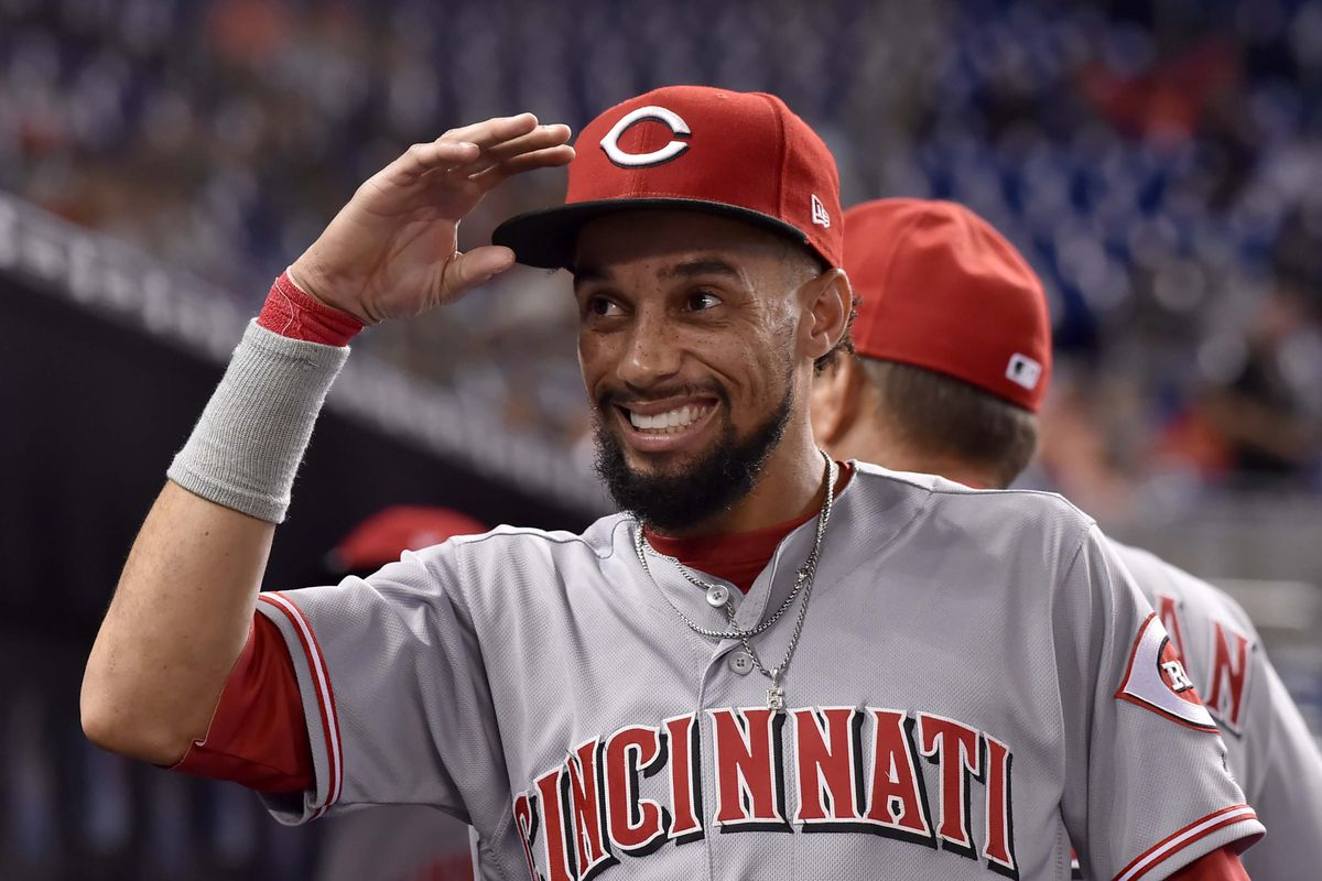 Reds to non-tender Billy Hamilton, per report - MLB Daily Dish