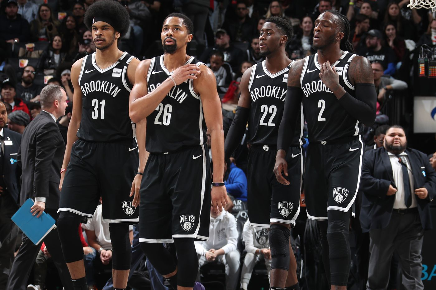 Who stays, who goes? Taking the pulse of Nets fans with summer on the  horizon. - NetsDaily