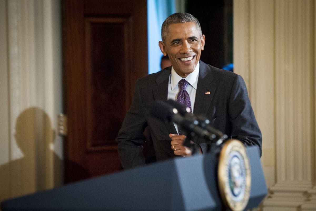 President Obama Recognizes LGBT Pride Month