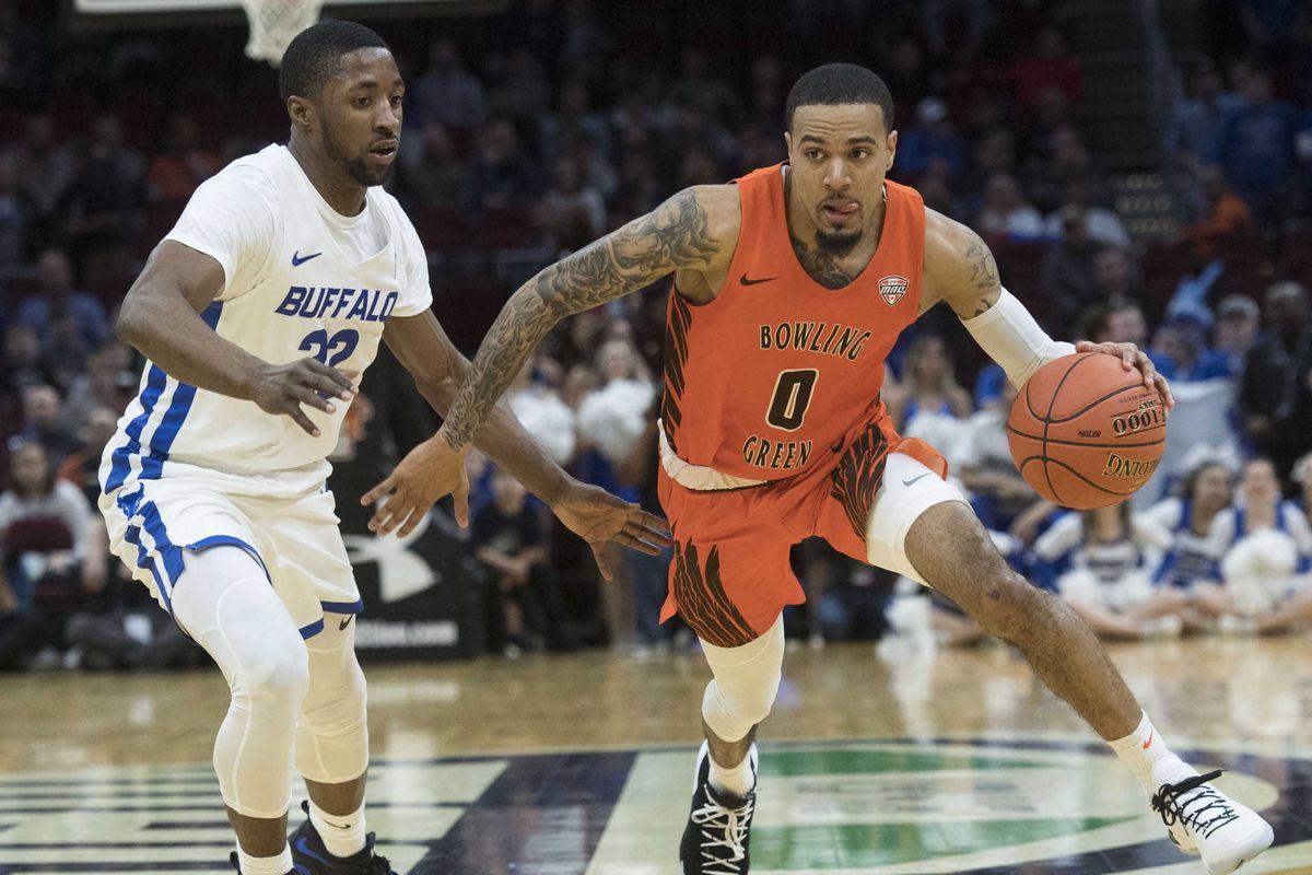 NCAA Basketball: MAC Conference Tournament - Buffalo vs Bowling Green