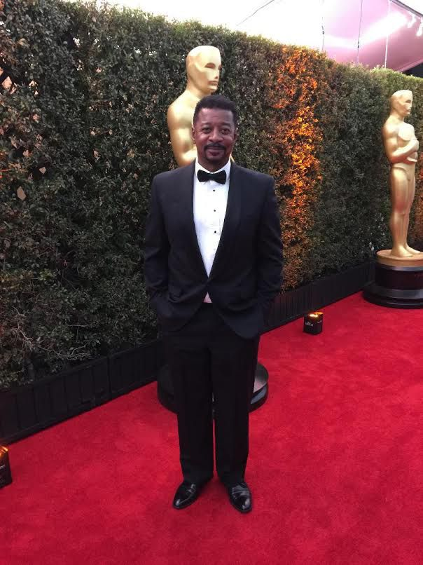 Director Robert Townsend, shown on the red carpet at the Academy Awards