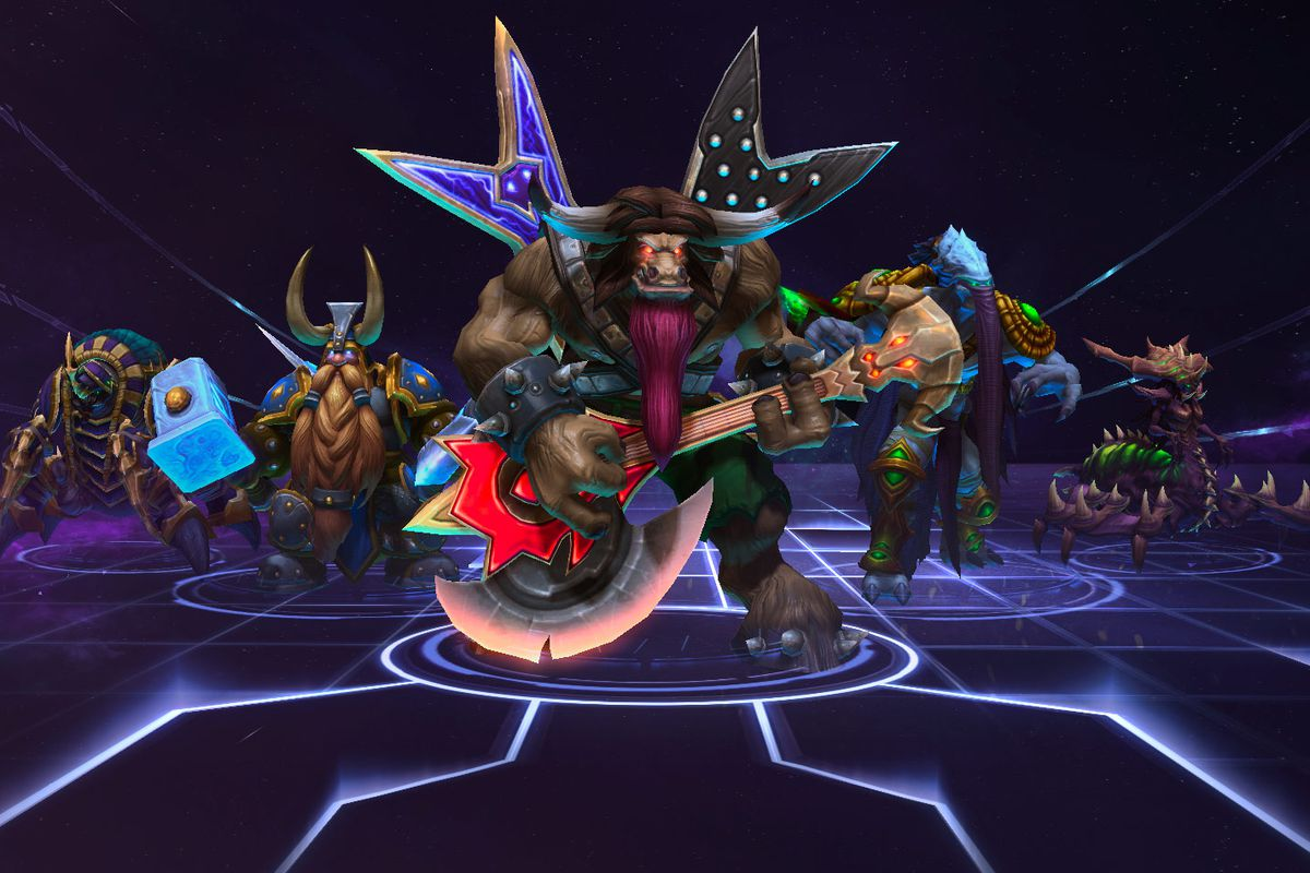 Blizzard Will Add Heroes Of The Storm Characters Forever Until We Get Sick It