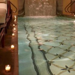 Looking for a quick getaway? Make a day trip to the Kohler Water Spa at Burr Ridge (775 Village Center Drive in Burr Ridge, 630-323-7674.) The spa has everything from energy treatments to deep-tissue massages, but since this is a water spa, why not seize