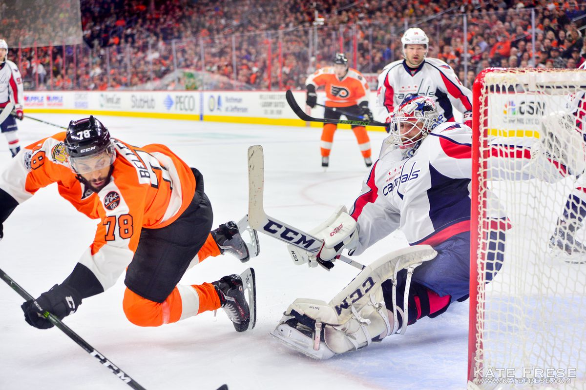 Flyers vs. Capitals recap  Good things do not happen - Broad Street ... 40ef4f156e4