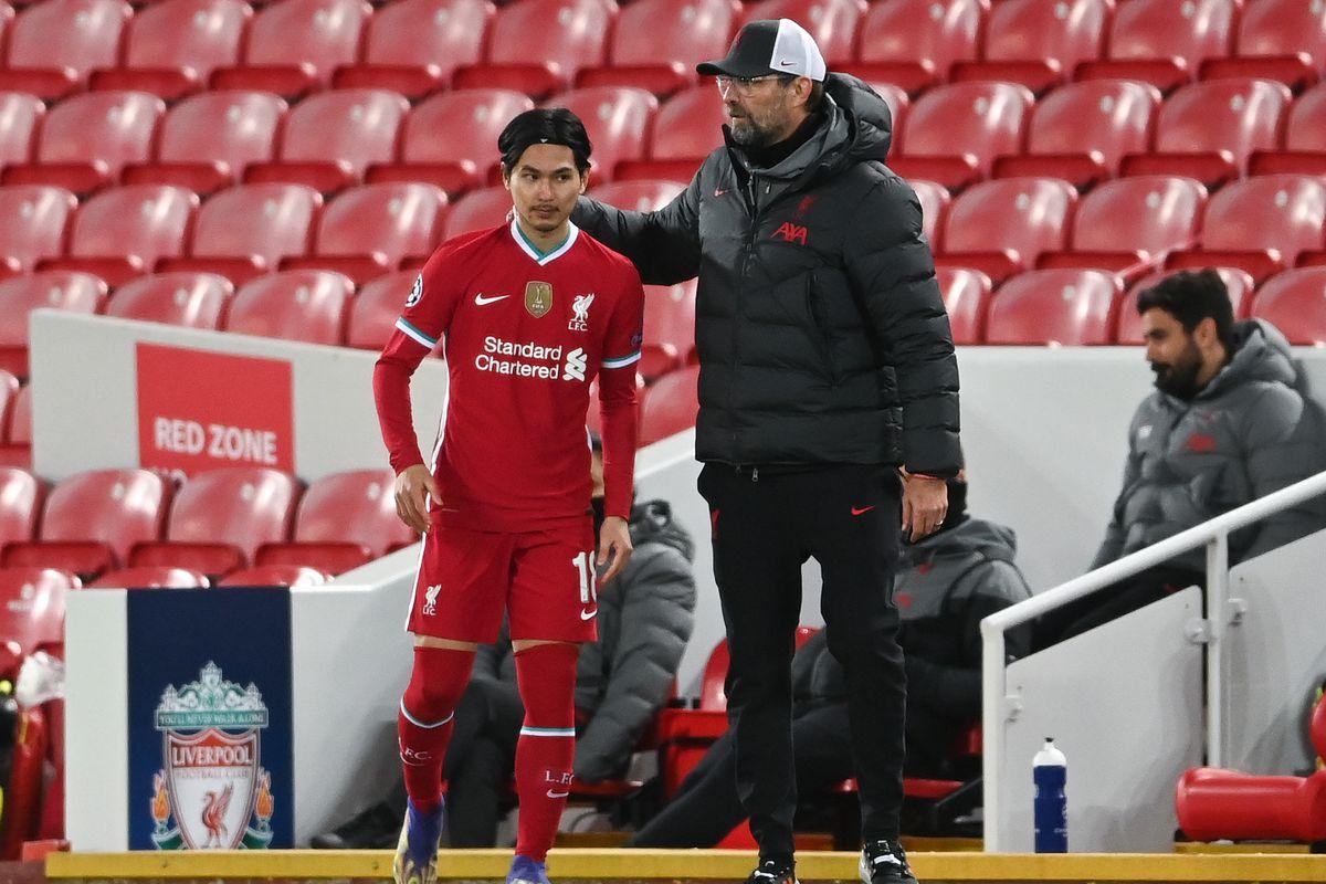Liverpool FC v Atalanta BC: Group D - UEFA Champions League