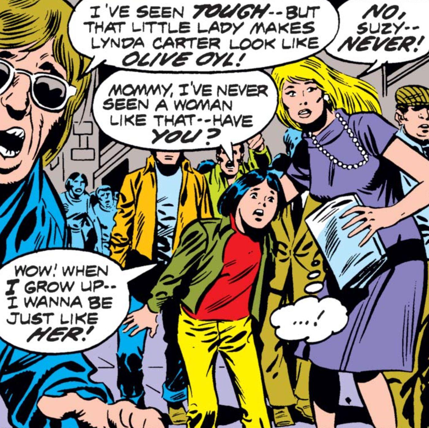 Captain Marvel's origin, powers, and comic history