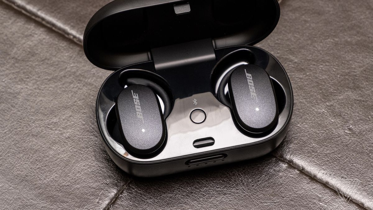 Análisis Auriculares Bose QuietComfort Earbuds True Wireless