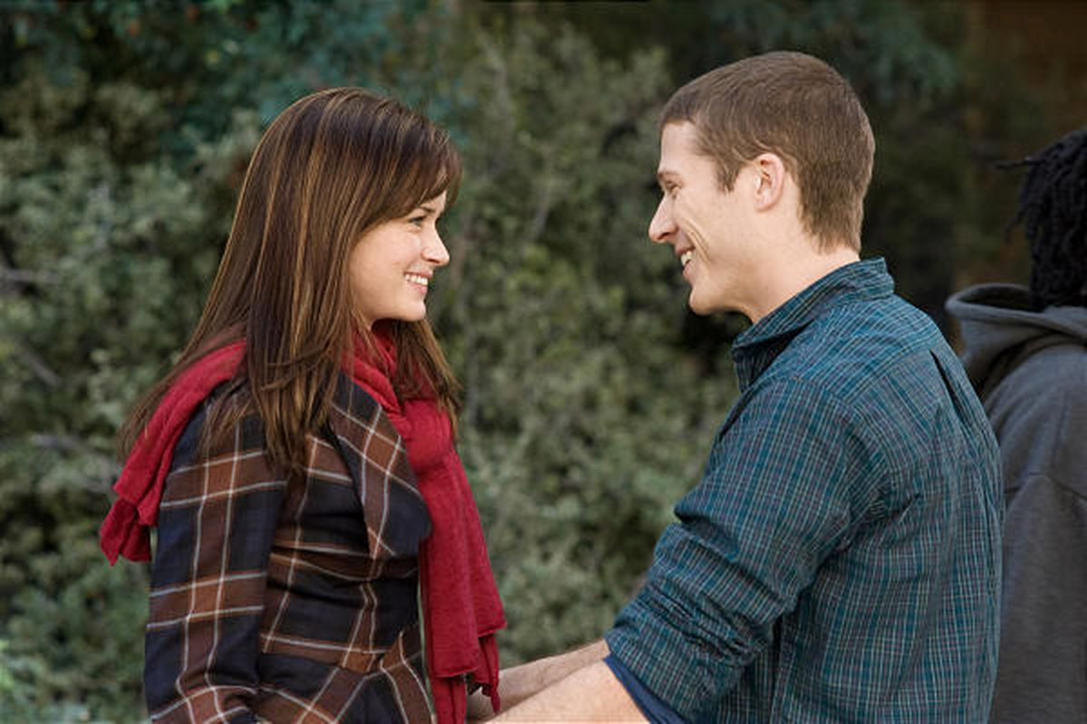 """Alexis Bledel and Zach Gilford star in """"Post Grad."""""""