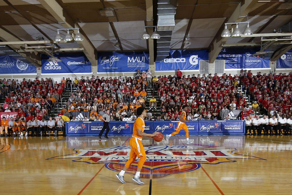 NCAA Basketball: Maui Invitational-Tennessee vs Wisconsin