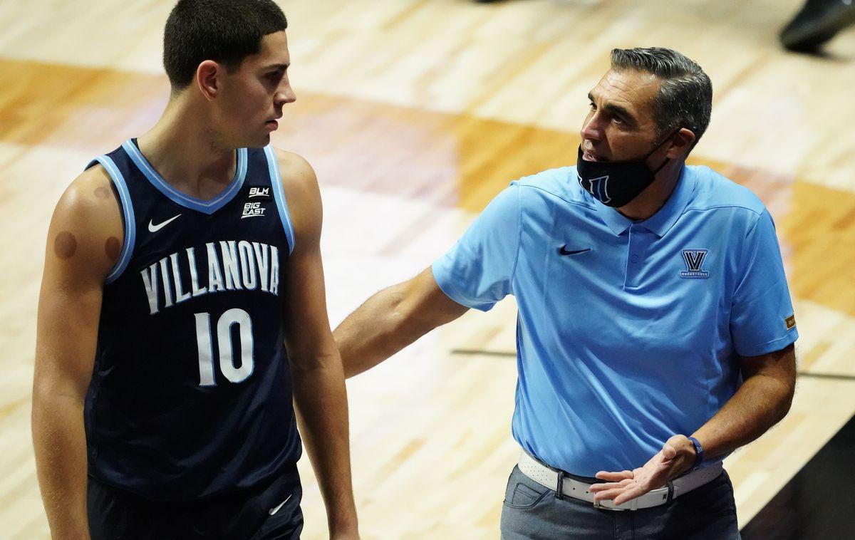 NCAA Basketball: Roman Legends Classic-Villanova vs Hartford