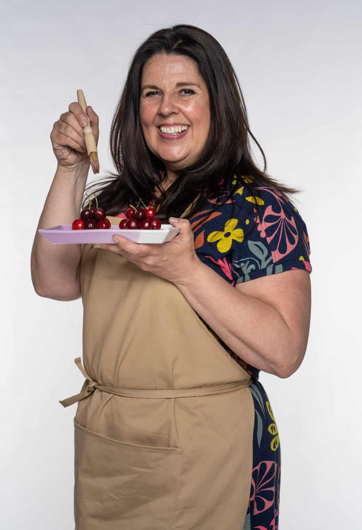 Great British Bake Off 2021 contestant TK, who will compete on GBBO this year