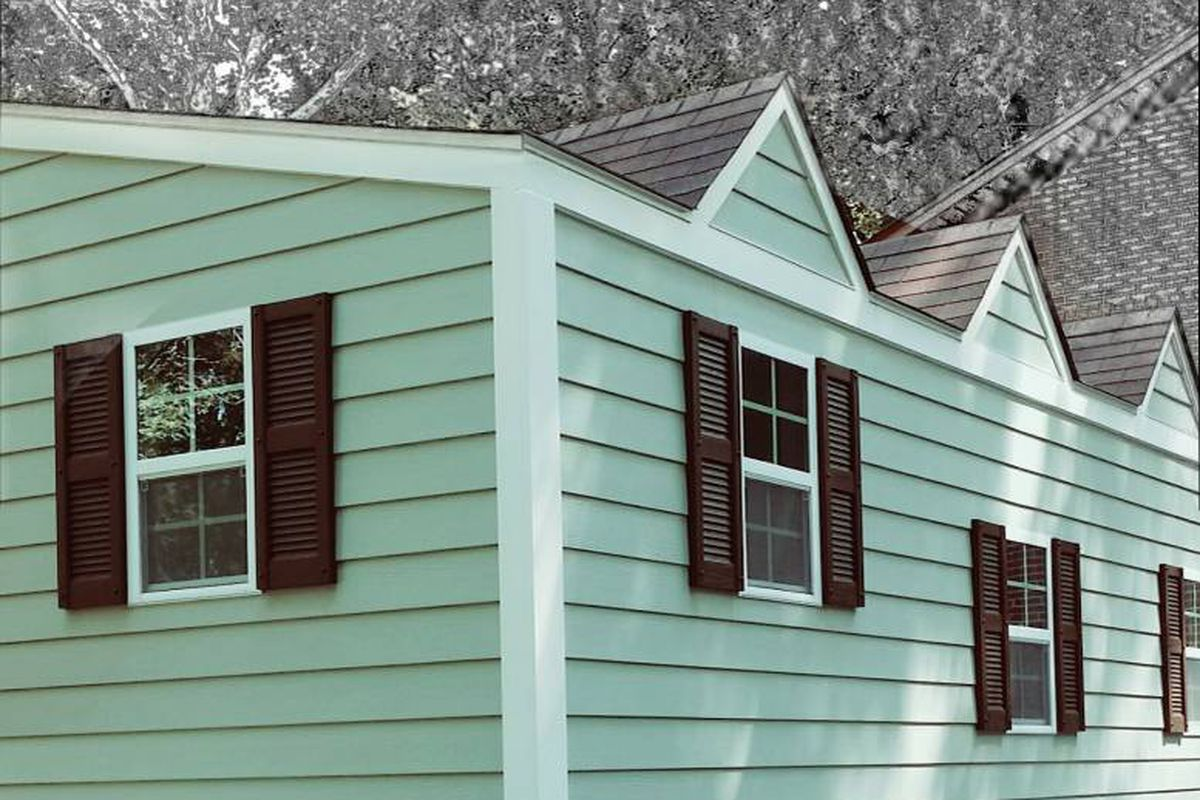 Teal Colored Tiny House In Leesburg Lists For 55k Curbed Dc