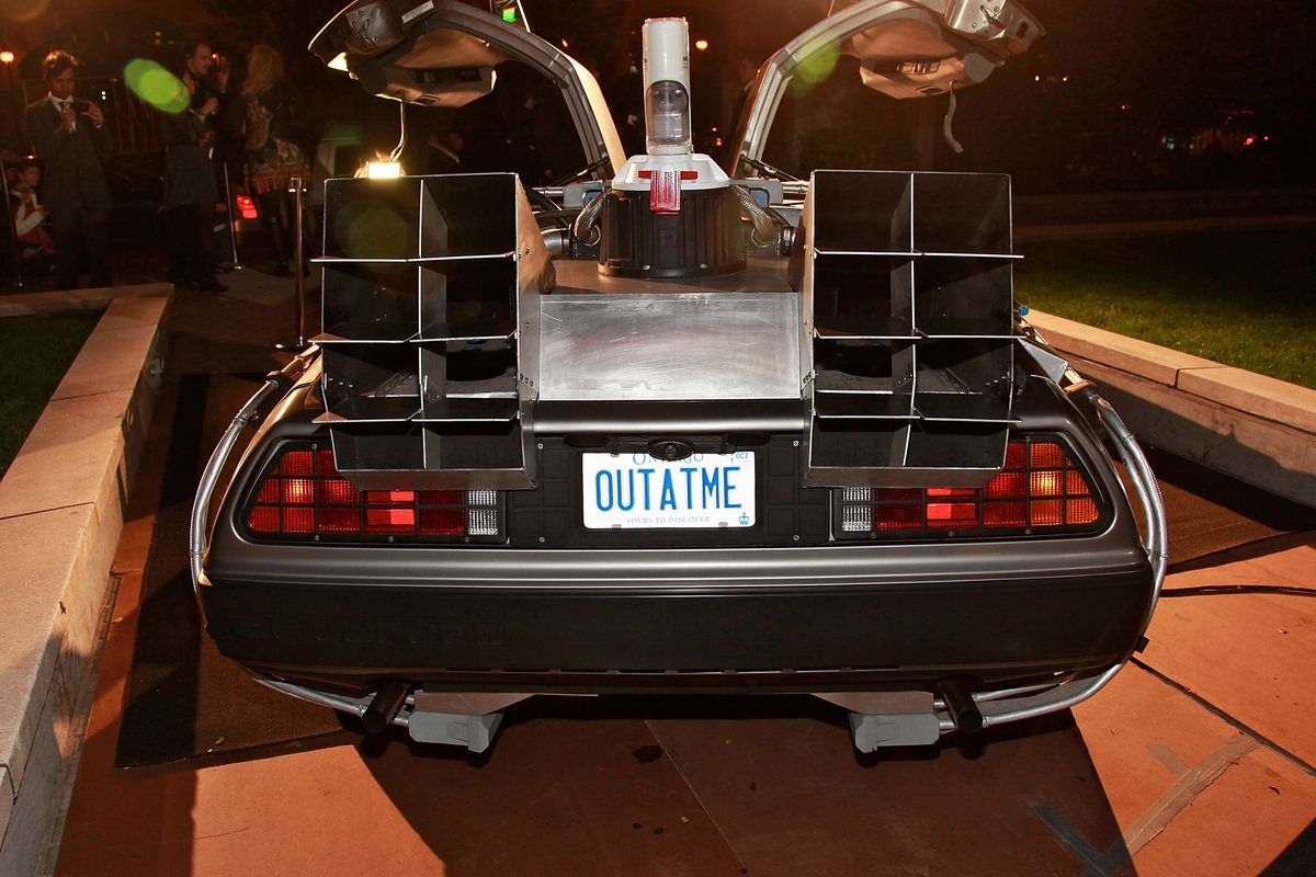 """""""Back To The Future"""" 25th Anniversary Trilogy Blu-Ray Release Celebration"""