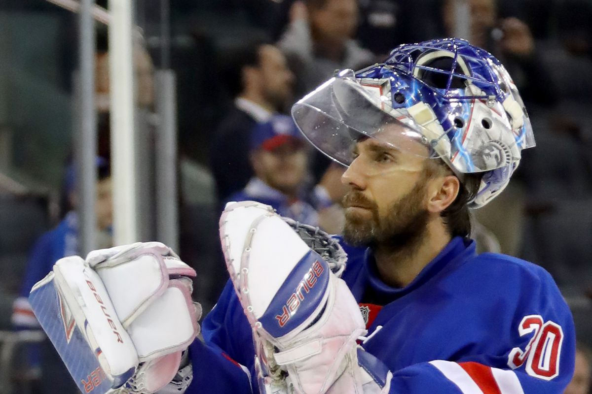 Could This Be Henrik Lundqvist S Last Season With The Rangers