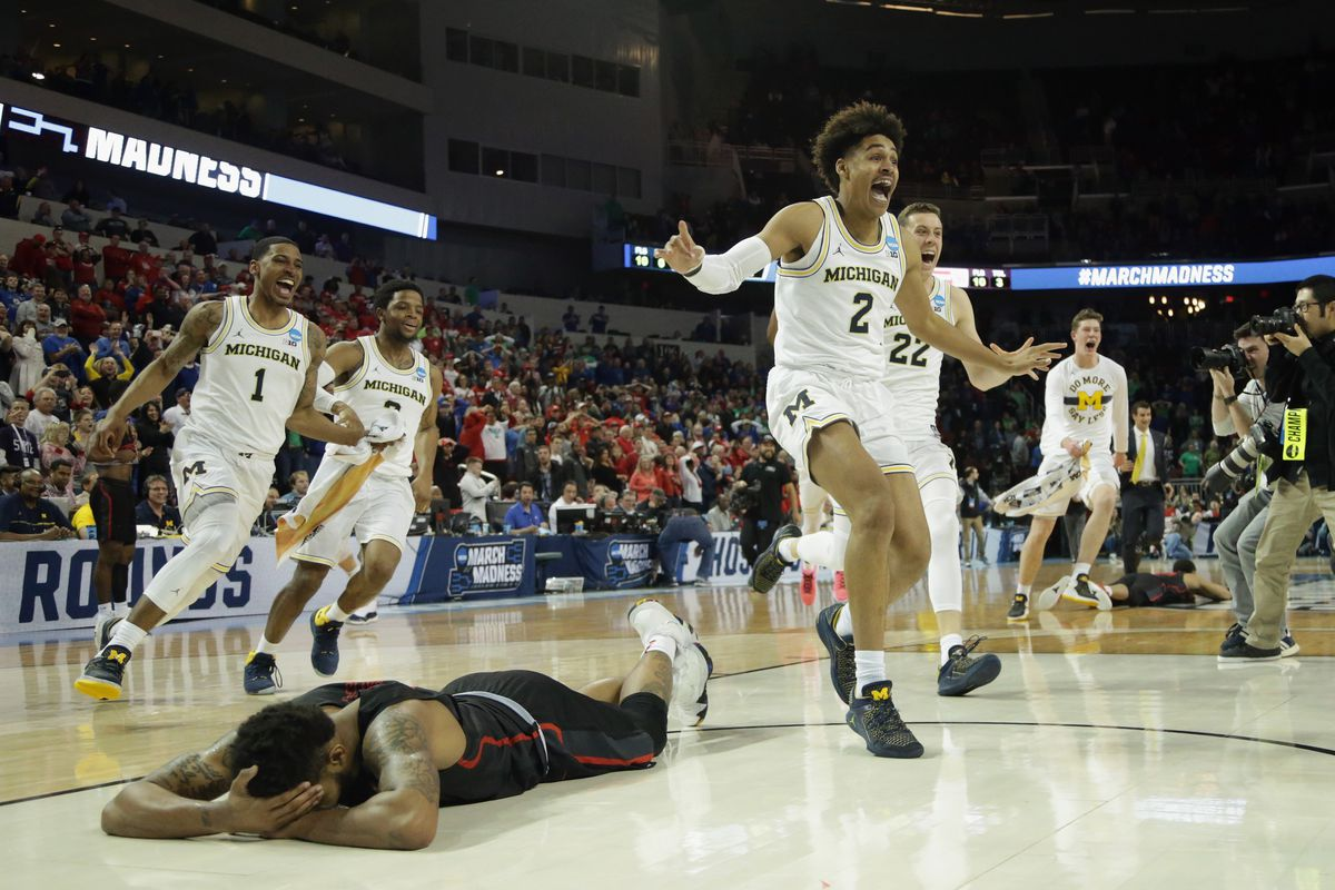 Michigan's Jordan Poole officially staying in 2019 NBA Draft