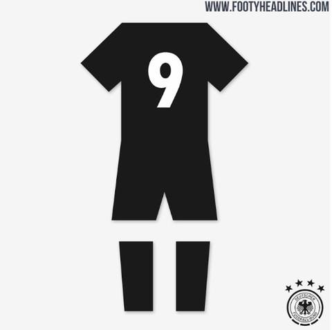 d10cdc7b5 KIT LEAK: Germany's new away kit - Bavarian Football Works