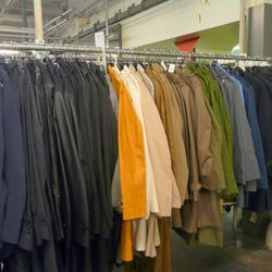 More overcoats