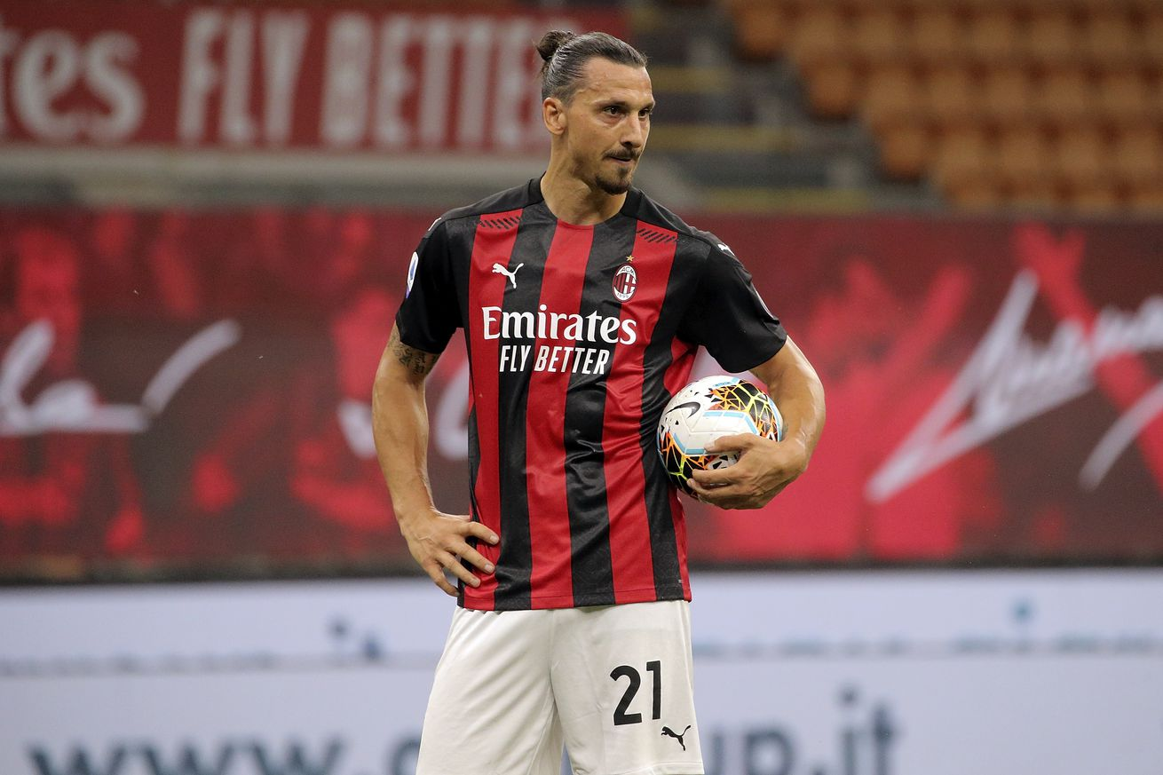 AC Milan?s Veteran Striker Close To One Year Extension With An Option For A Second
