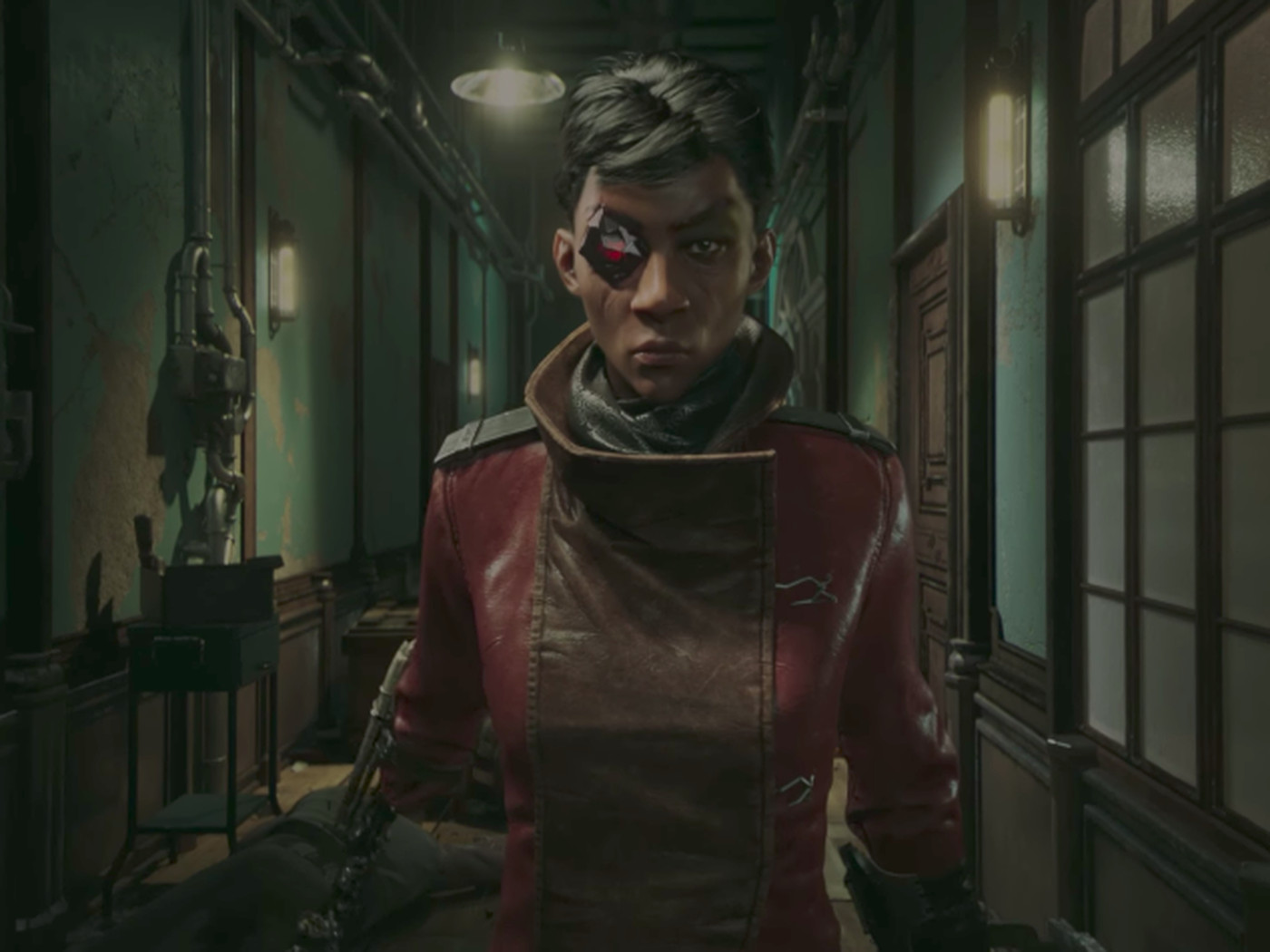 Dishonored 2 Concept Art Meagan Foster