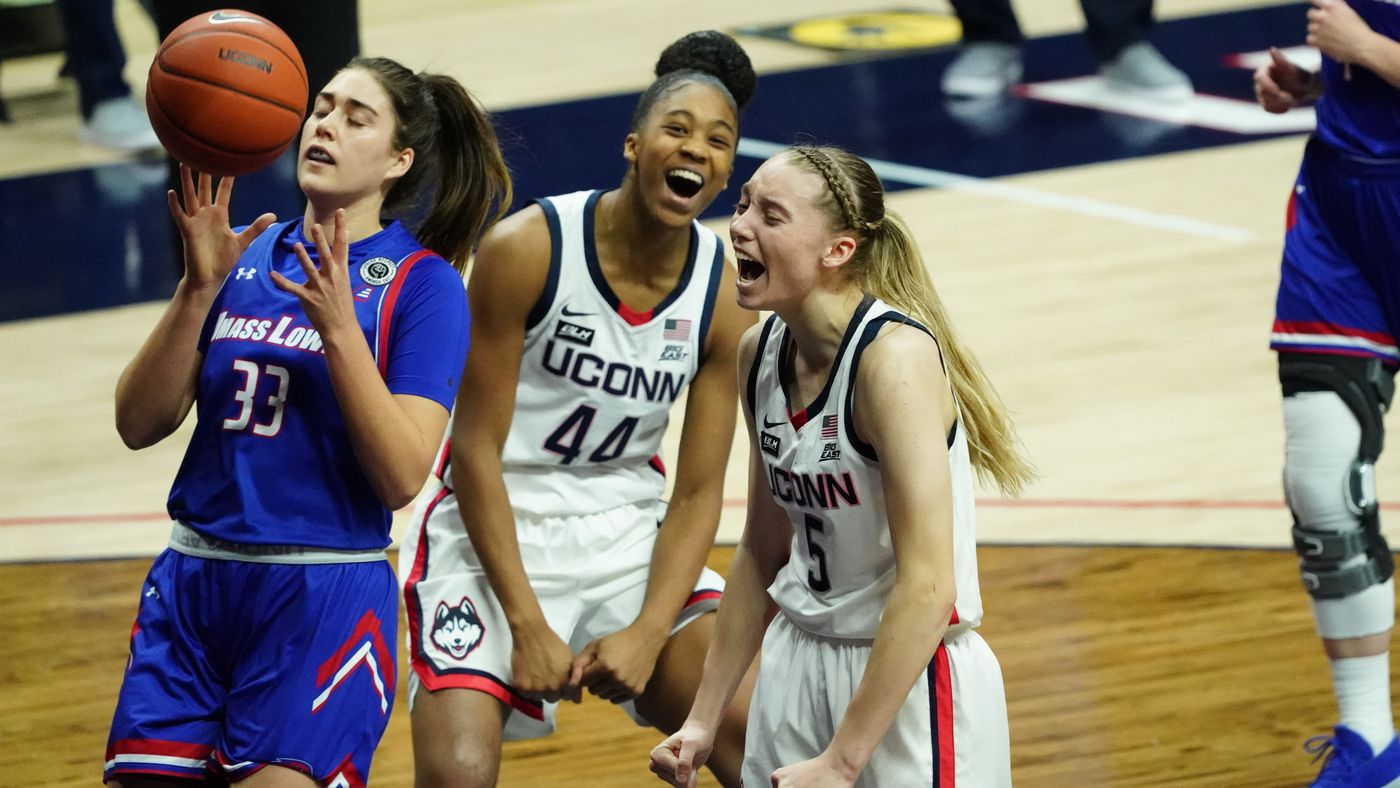 Chasing Perfection: The Paige Bueckers Show - The UConn Blog