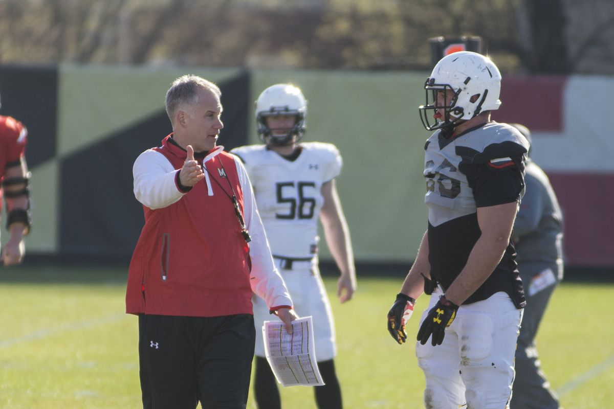 maryland football spring practice