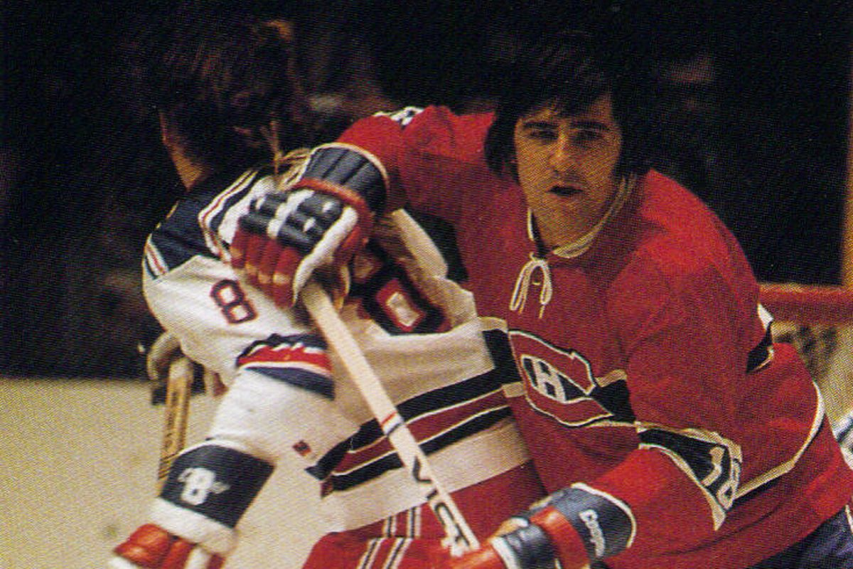 Though they would not win the Stanley Cup in the 1974-75 season, the Montreal Canadiens were certainly on their way, establishing records for  success on the road, and on the power play.