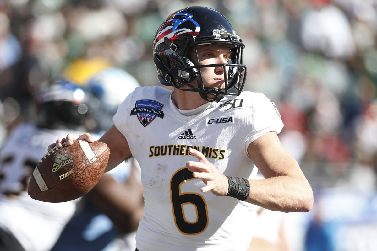 NCAA Football: Armed Forces Bowl-Southern Mississippi vs Tulane