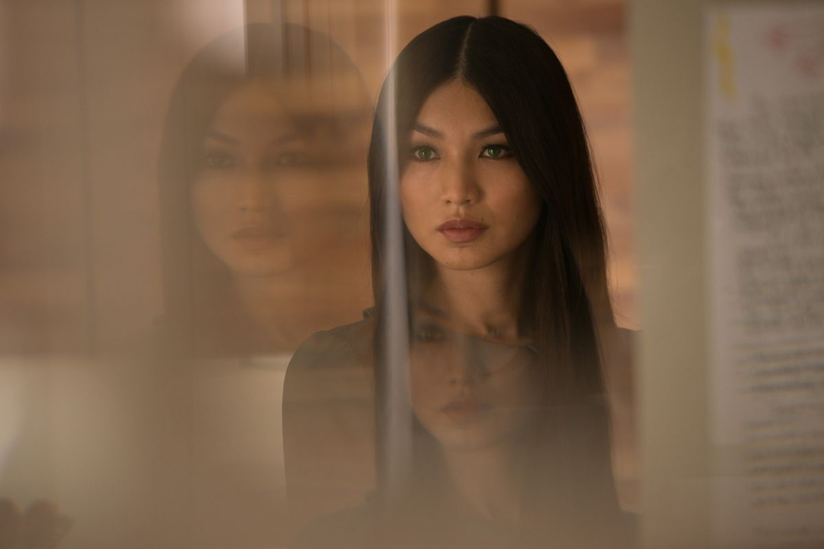 Gemma Chan plays Anita on Humans, a show that starts its story way too early.