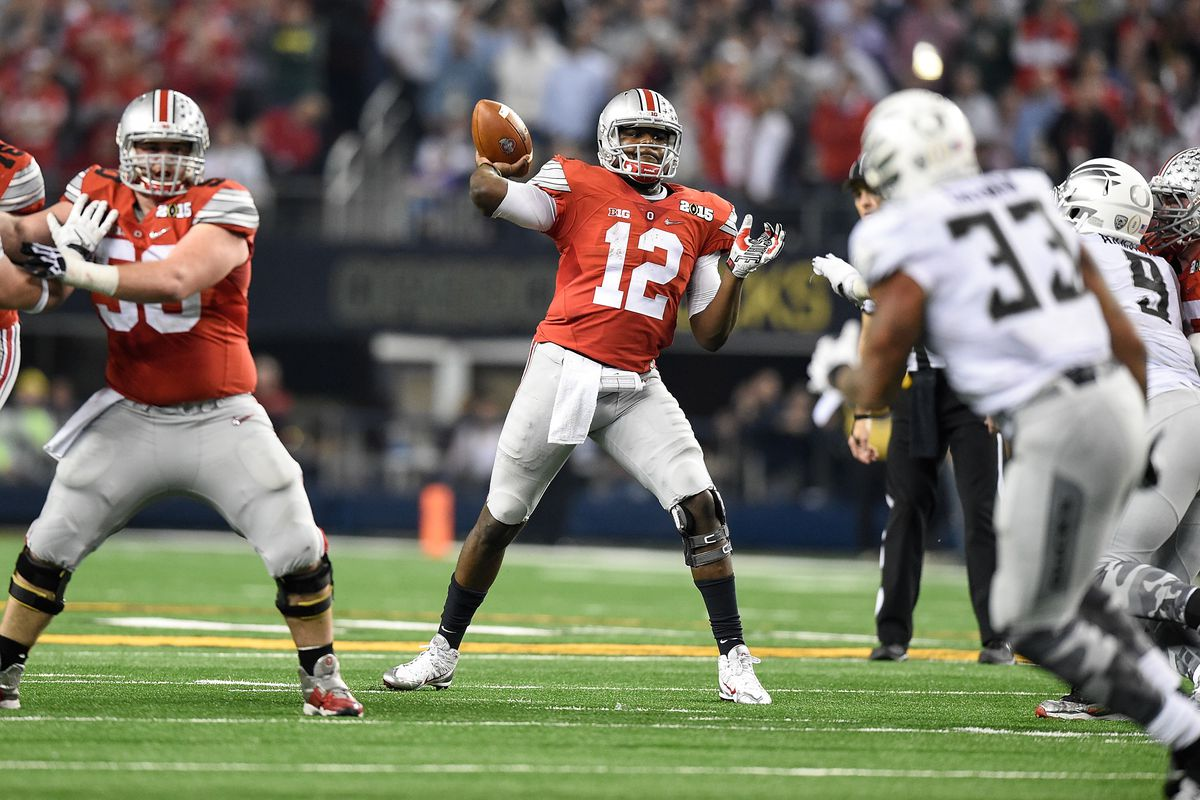 Cardale Jones' deep ball was quite the weapon in 2014, but will he have the same success this season?