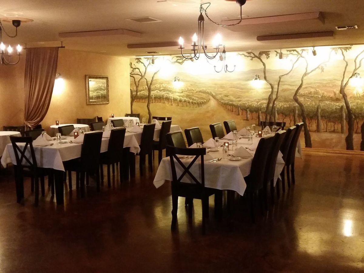 Subterra Wine Cellar Restaurant