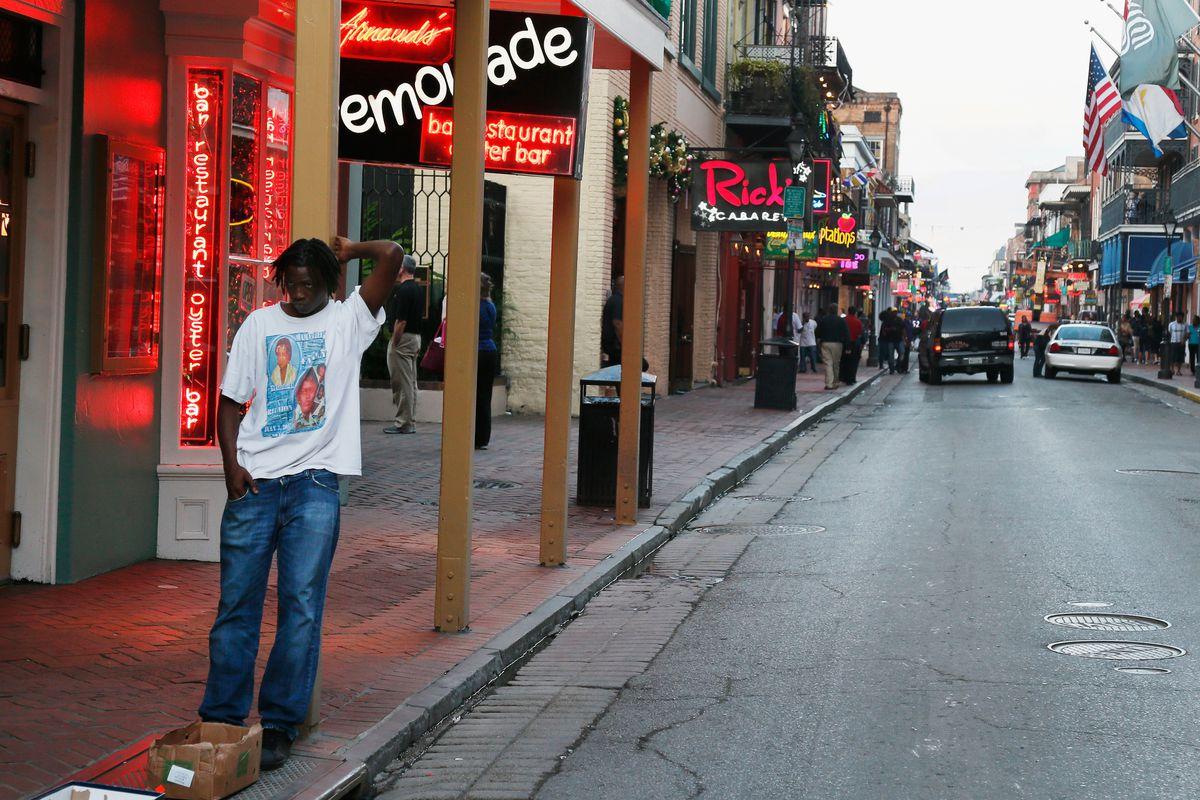 New Orleans Prepares For Super Bowl XLVII