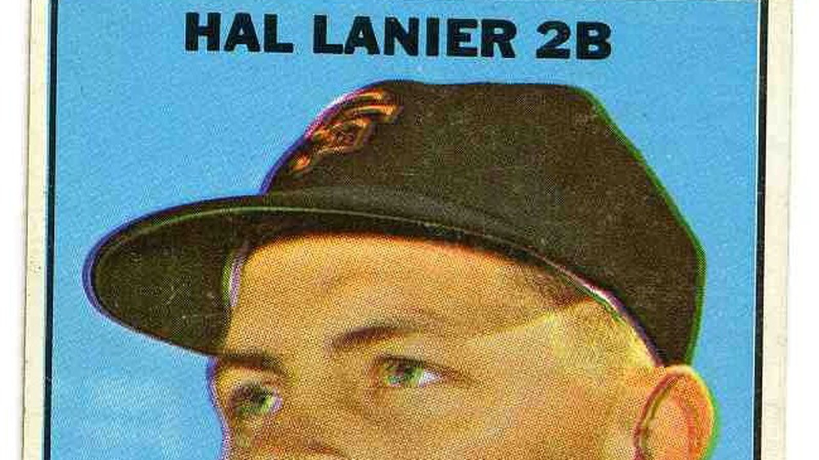 The Giants Wall Of Fame And Hal Lanier Mccovey Chronicles