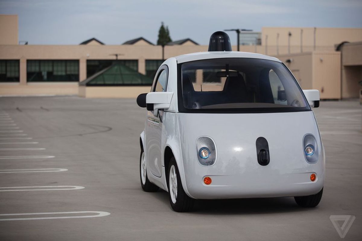 Google and Fiat Chrysler said to be close to self-driving 'technical