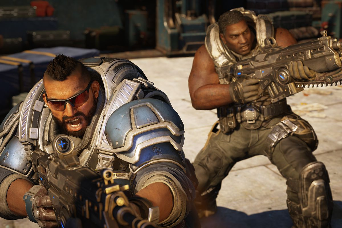 Gears 5's multiplayer is tough, but a small audio tweak