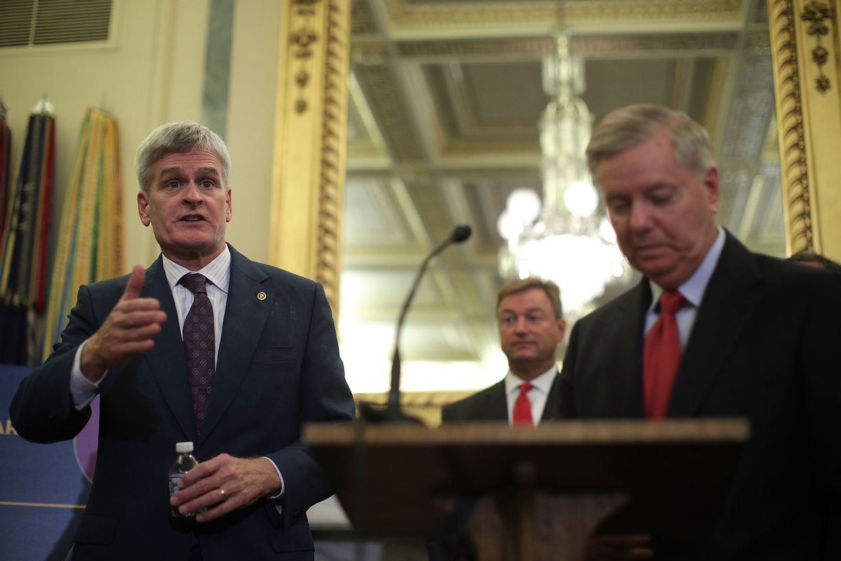 Provider groups oppose Graham-Cassidy bill to repeal ACA