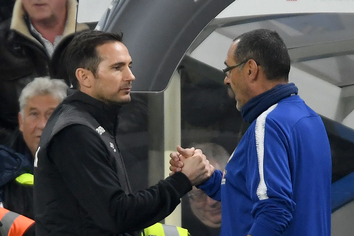 Chelsea v Derby County - Carabao Cup Fourth Round
