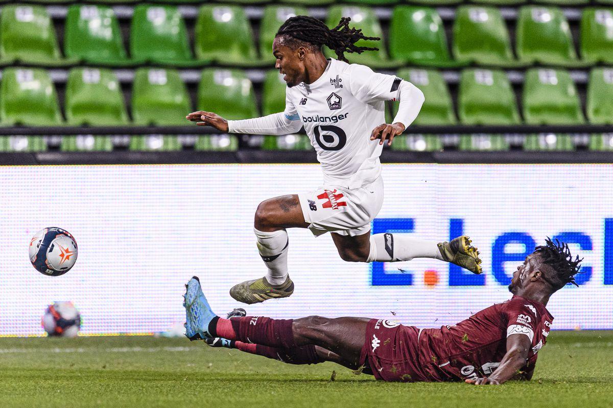 FC Metz v Lille OSC - Ligue 1