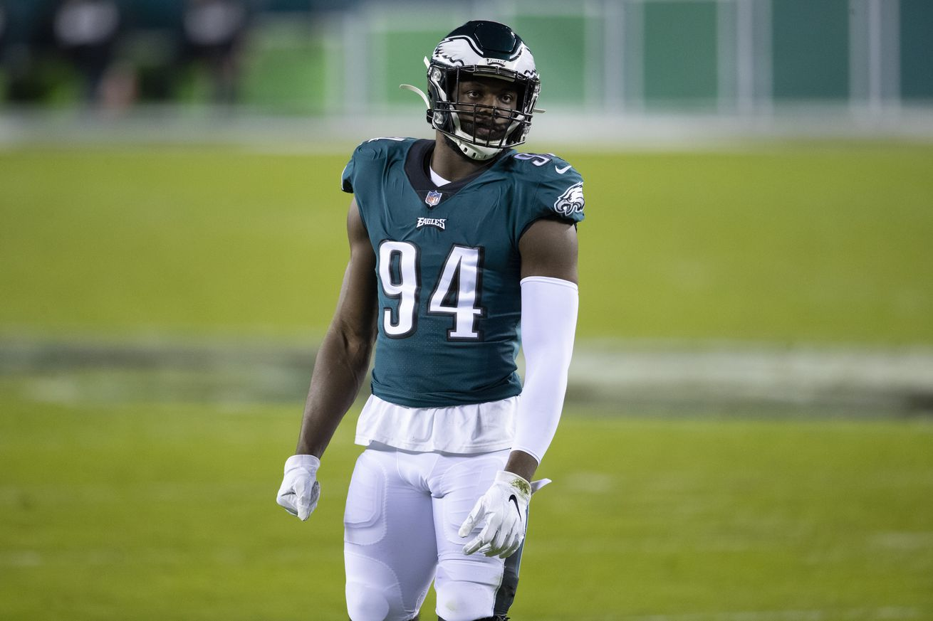 Eagles announce seven roster moves and one injury update ahead of Cowboys game