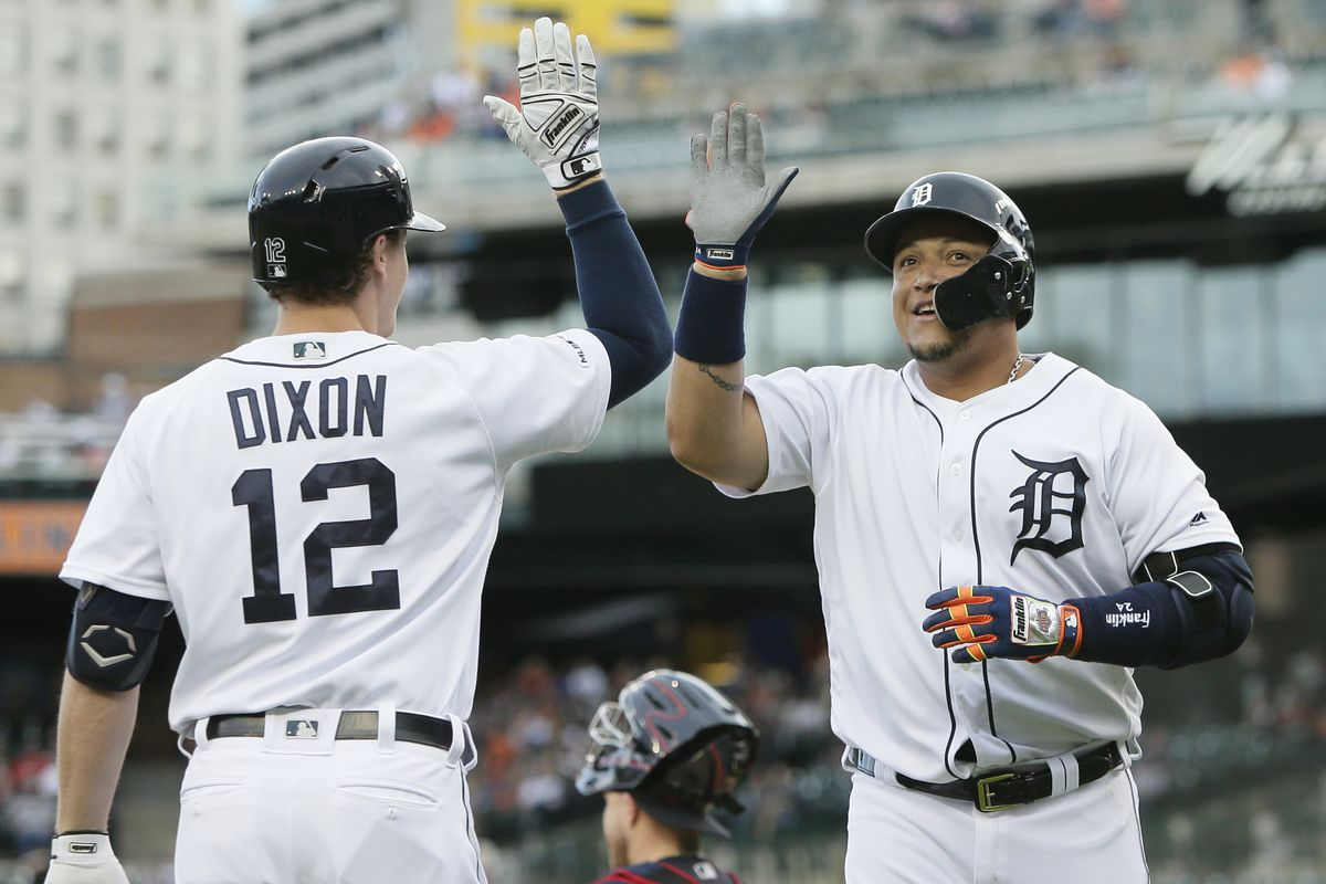 Indians 13, Tigers 4: Bauers gets a cycle, Tigers left out to dry
