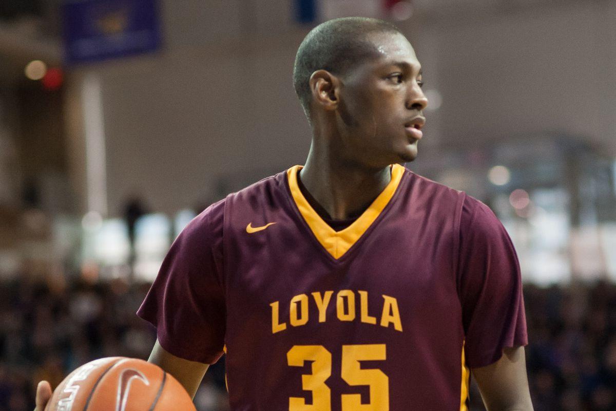 NCAA Basketball: Loyola-Chicago at Northern Iowa