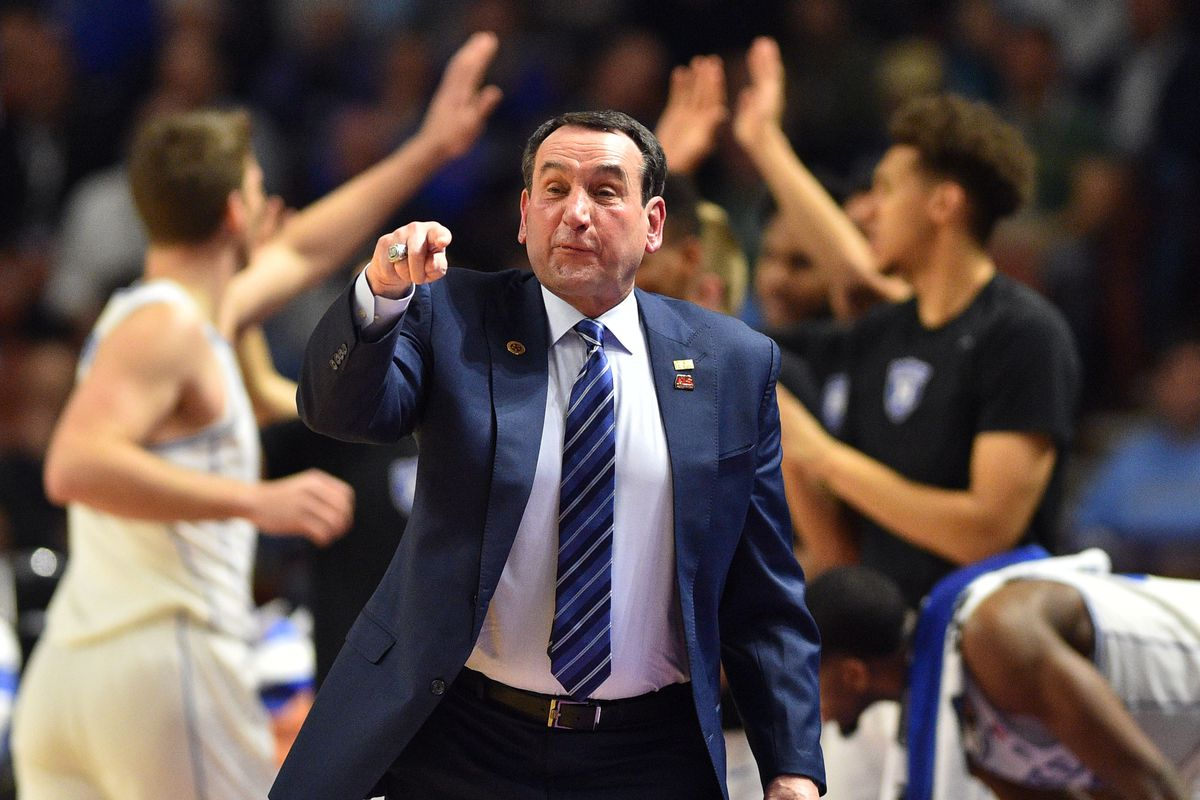 Coach Mike Krzyzewski to undergo knee replacement surgery