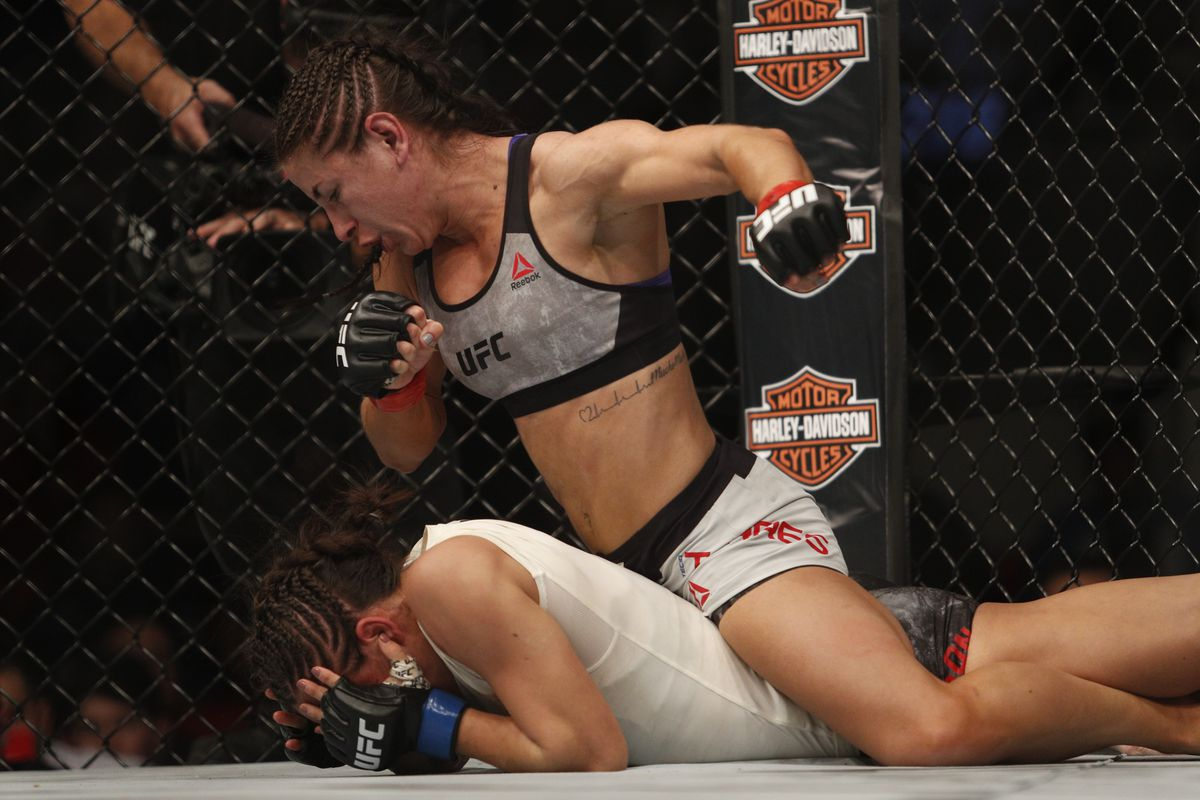 Image result for tecia torres ufc