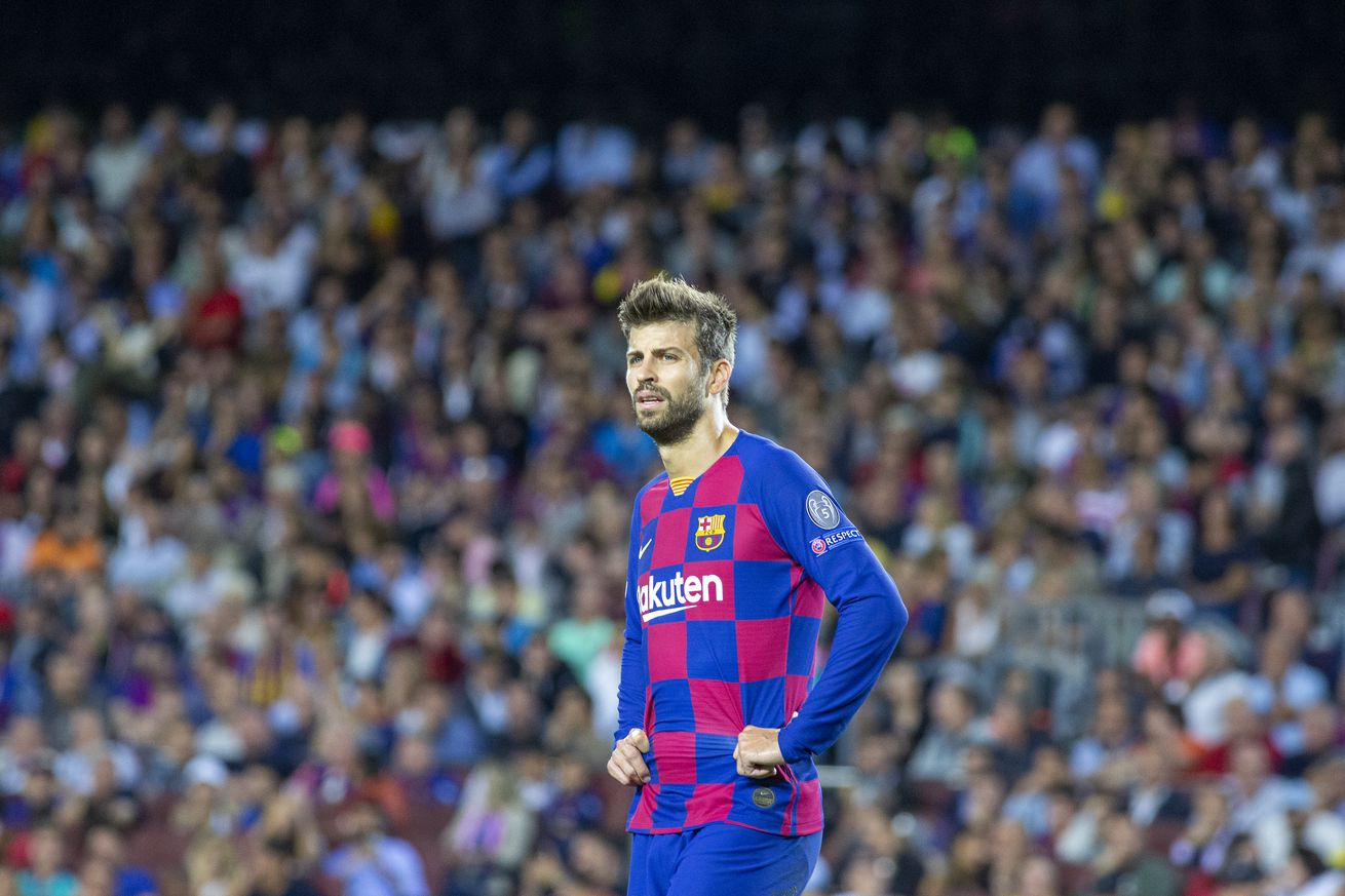 Gerard Pique almost bought Notts County - report
