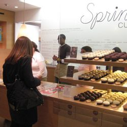 Sprinkles counter