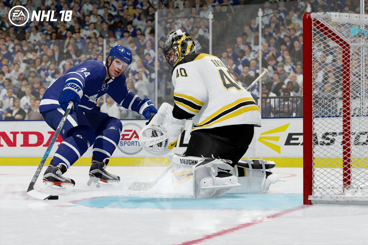 EA is finally bringing the modern NHL into NHL 18 - Polygon