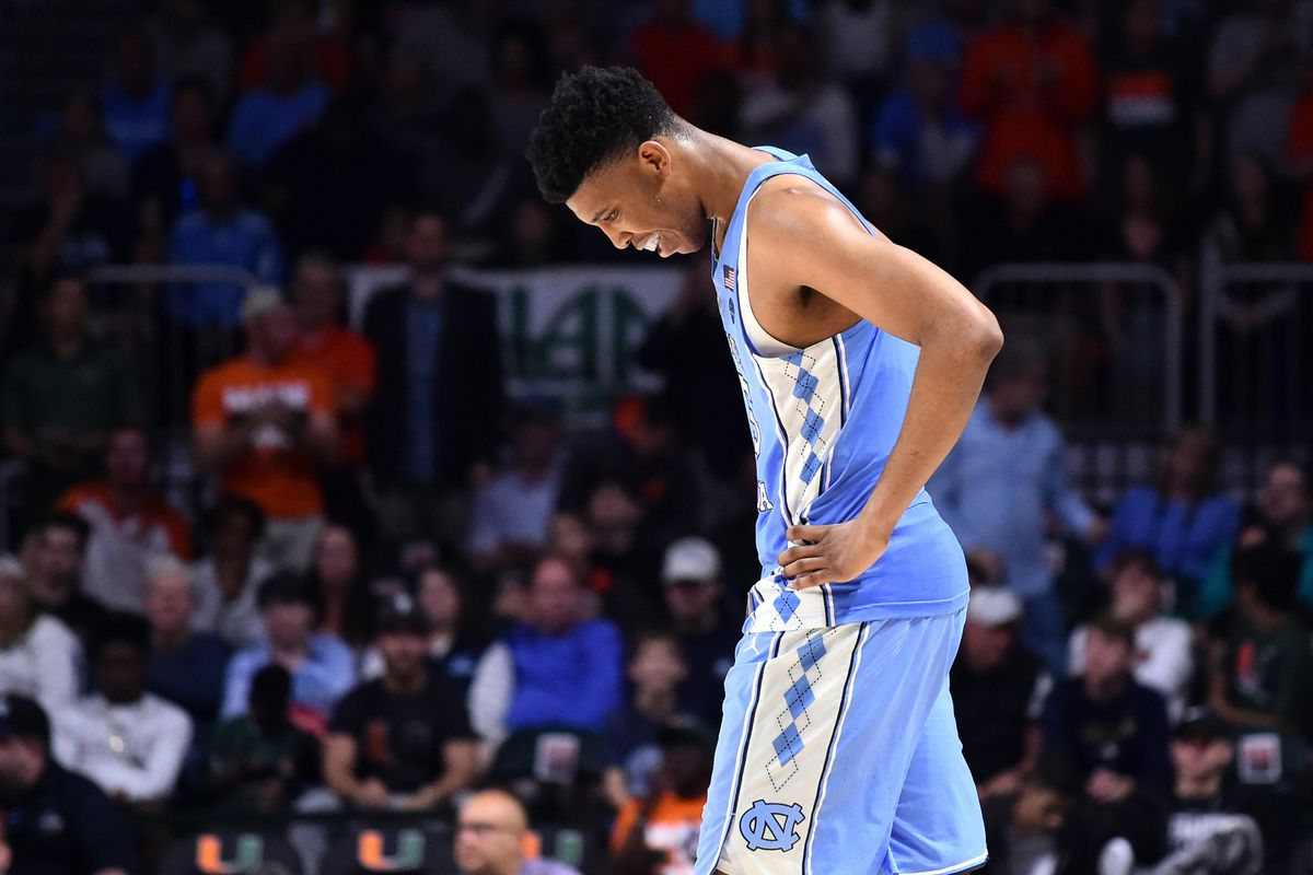 North Carolina's Tony Bradley to remain in NBA draft