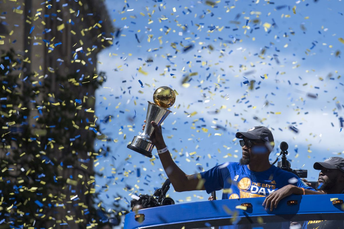 Warriors parade 2018: Map, route, and street closures for NBA ...