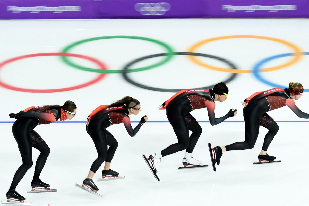 Winter Olympics Moments To Fill Screens Big And Small
