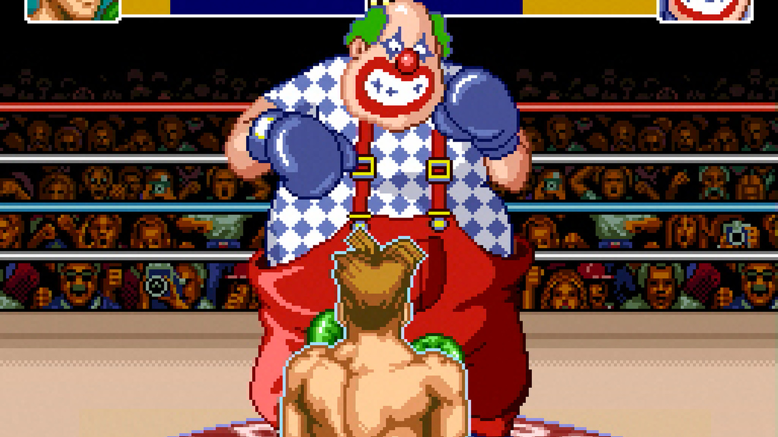 Mike Tyson Punch Out Wii : Super punch out joins the ds virtual console s snes