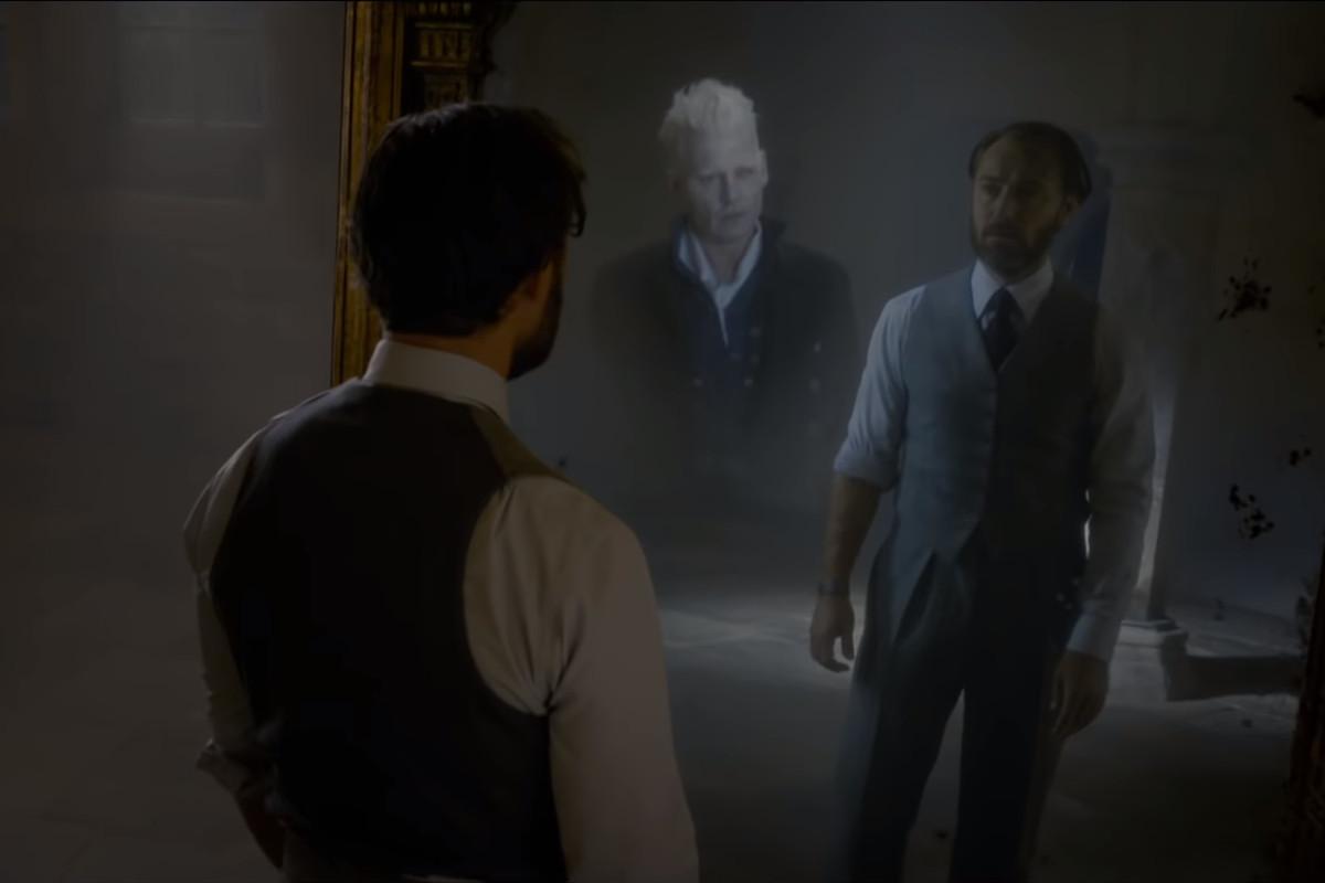 Fantastic Beasts Crimes Of Grindelwald Trailer Details Dumbledore S Relationship With Grindelwald Polygon